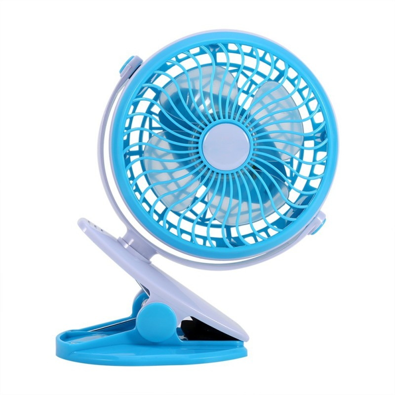 Mini Portable USB Rechargeable 3 Speed Fan
