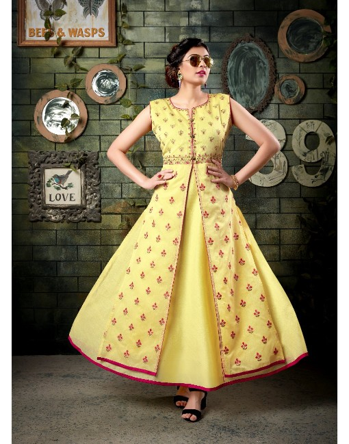 Rs 894 Pc Nazar Vol 2 Kurti With Dupatta Wholesale Catalog 05 pcs
