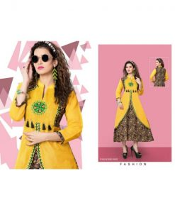 Rs 540 Piece - Paradise Stitched kurti Wholesale Catalog 08 pcs