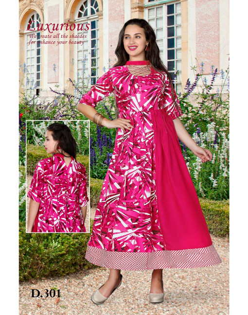 Rs 367 Piece - Shuneetii Stitched Kurti Wholesale Catalog 10 pcs