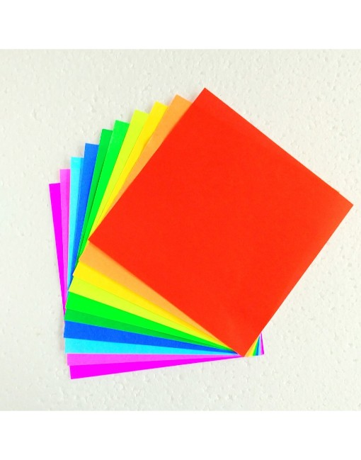 Craft Paper 100 sheets (6x6 inchs)